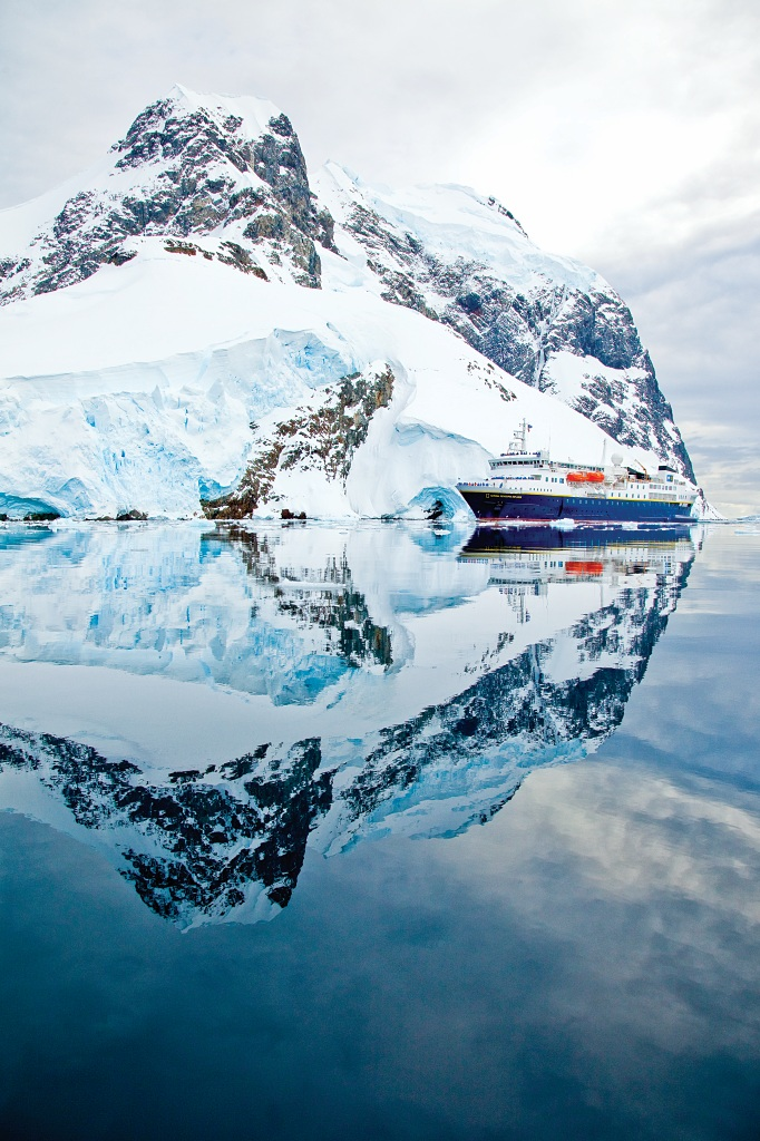 National Geographic Explorer, Lemaire Channel, Antarctica