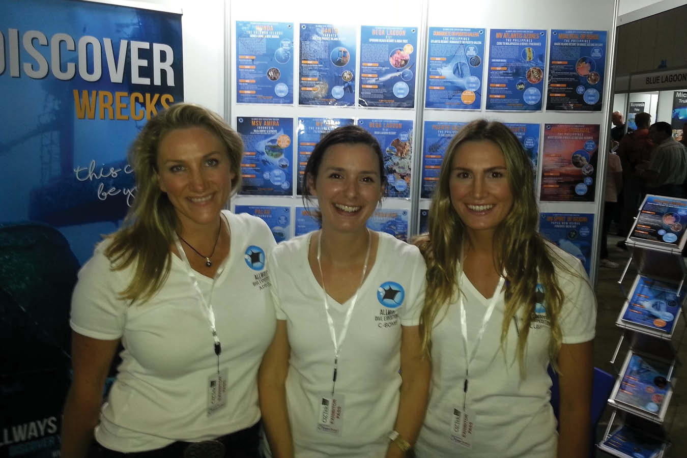 Allways Dive Expeditions Staff OZTek 2017