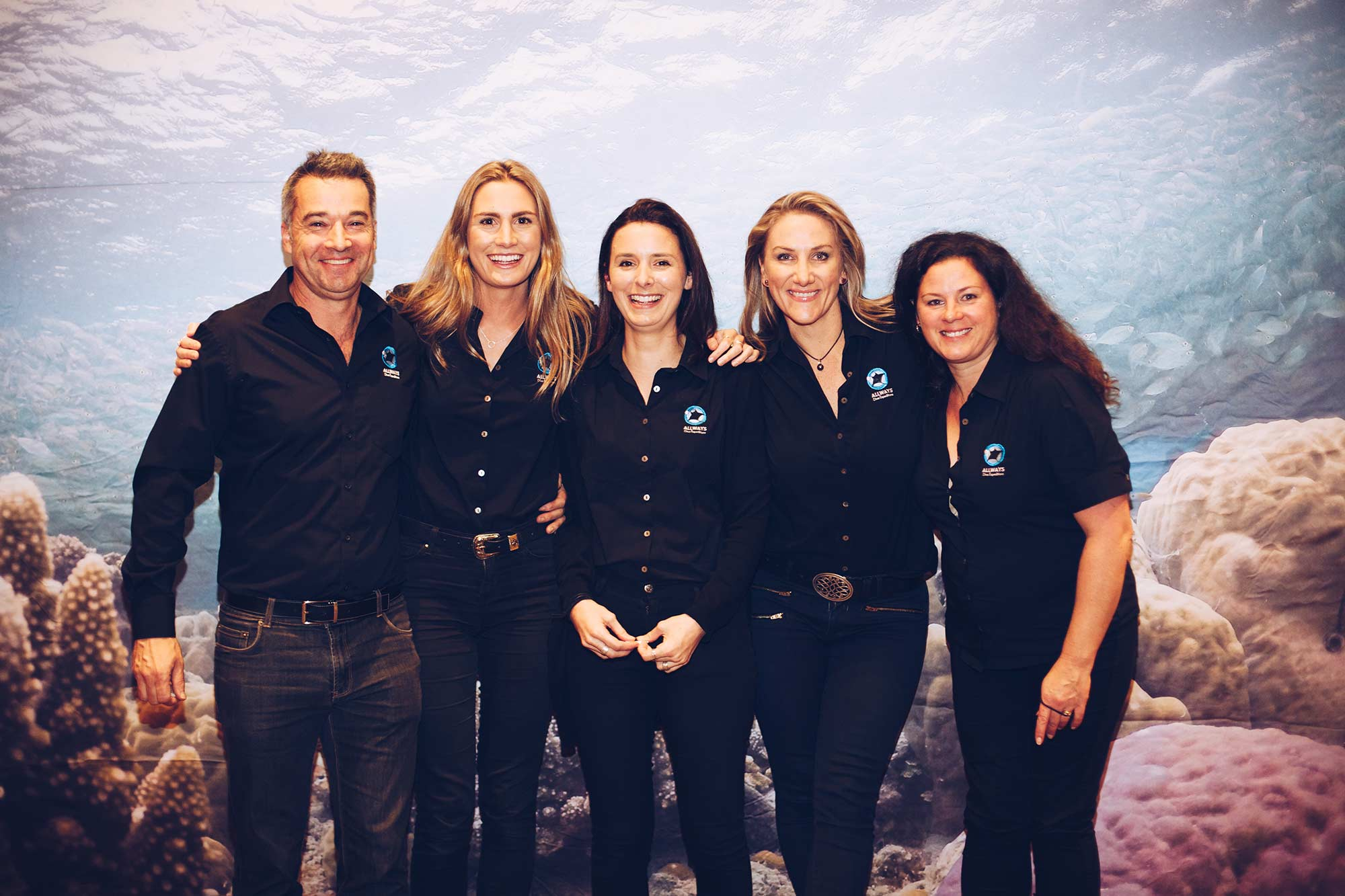 Allways-Dive-Expeditions-Team