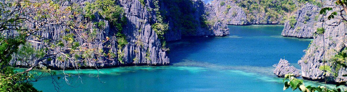 Coron Lagoon, Philippines