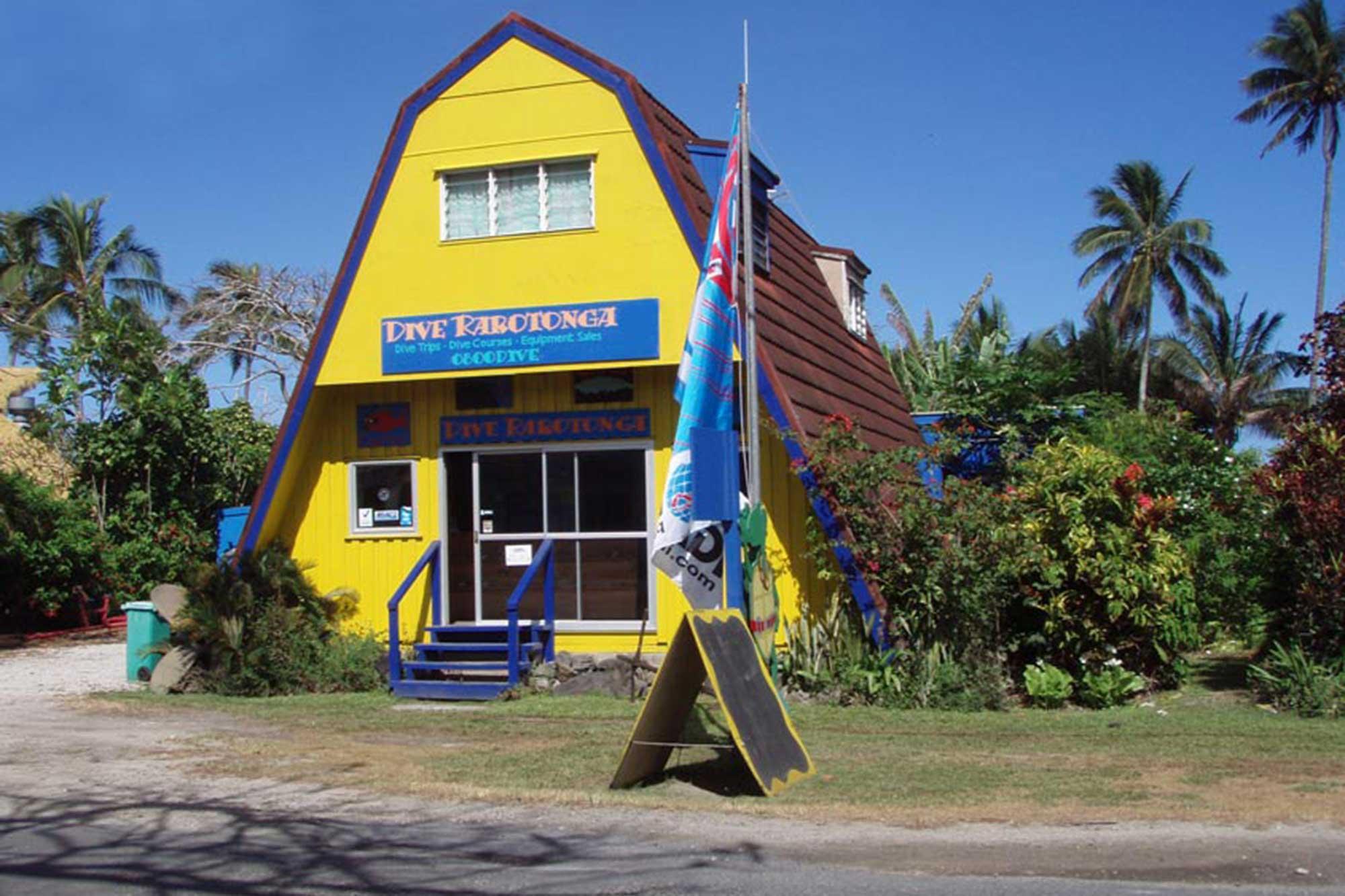 Dive-Rarotonga