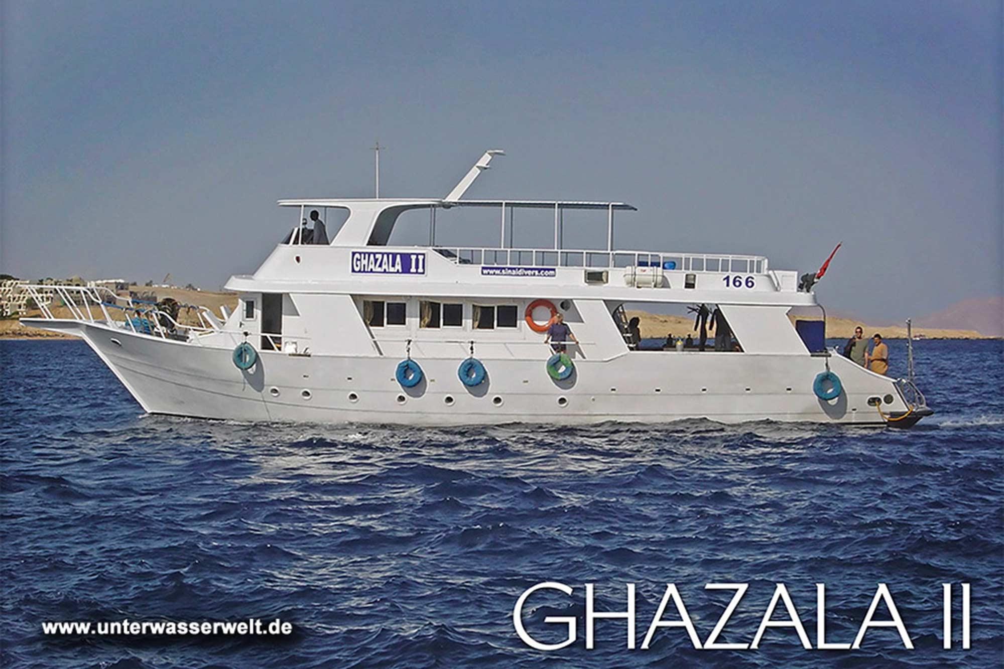 Ghazala-II-Liveaboard
