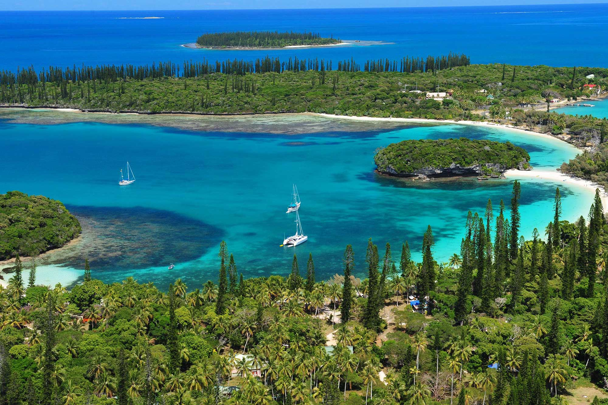 diving new caledonia isle of pines
