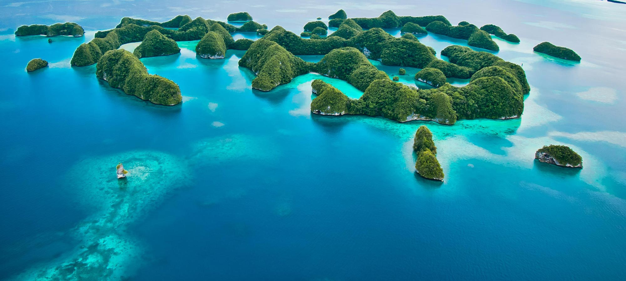 Check out Palau!