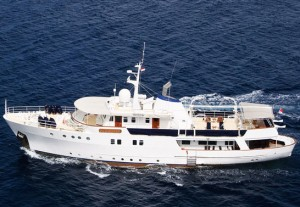 MV Pelagian liveaboard, South East Sulawesi, Indonesia