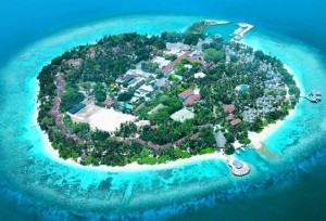 Bandos Island Resort, Maldives