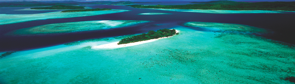 Unwind in the Solomon Islands