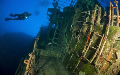 Honiara Wreck Diving - Steve Jones