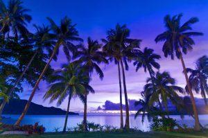 Qamea Resort & Spa - Sunset