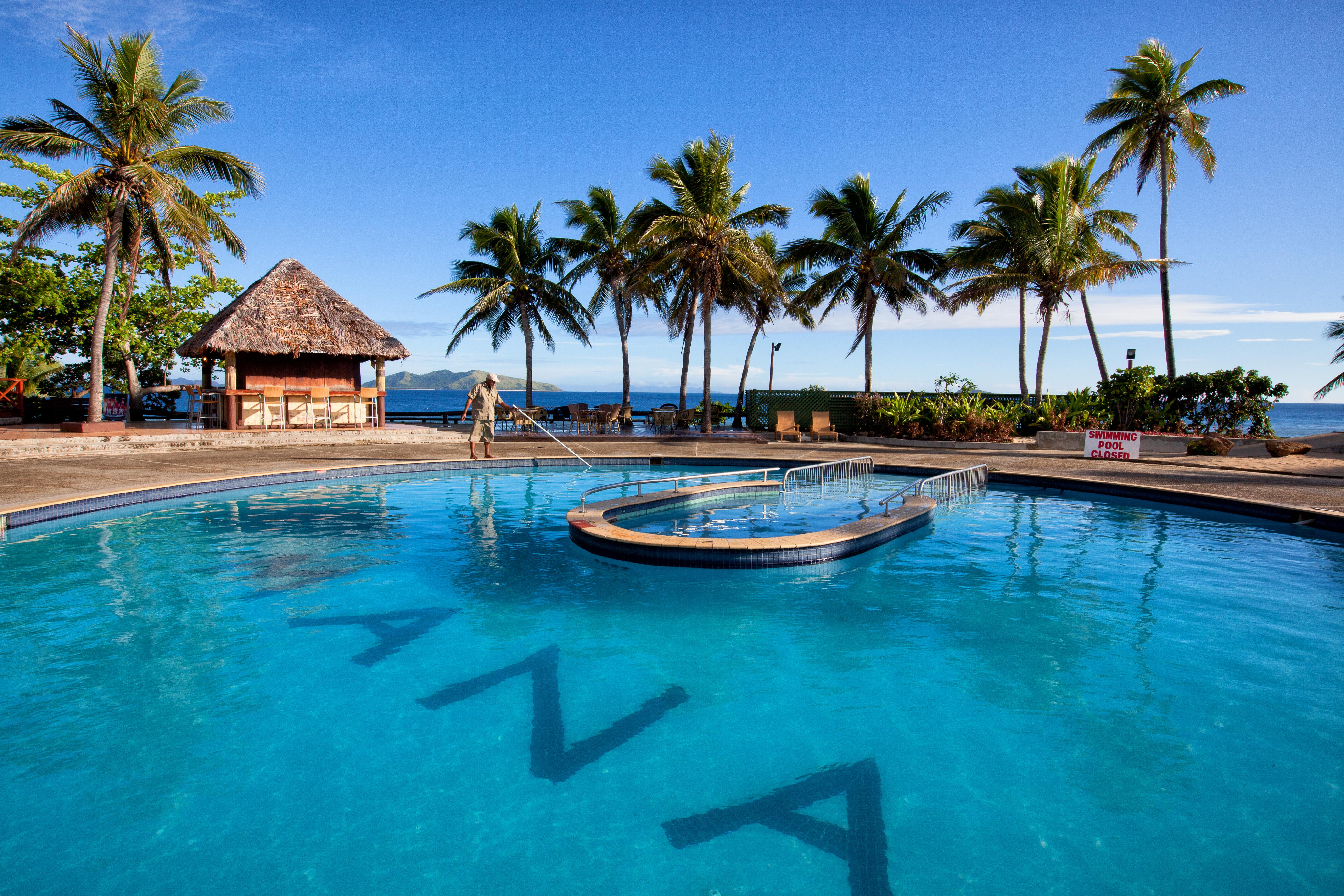 MANA ISLAND RESORT &SPA -FIJI