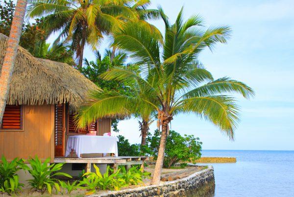 Toberua Private Island