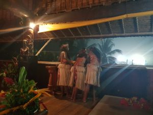 Entertainment at Gizo Hotel